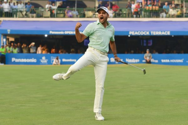 Khalin Joshi wins Panasonic Open India