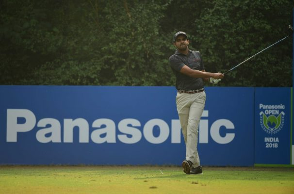 Khalin Joshi fires brilliant eight-under-par 64 in the third round of Panasonic Open India