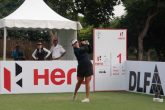 Ridhima Dilawari made a terrific start to the Hero Women's Indian Open