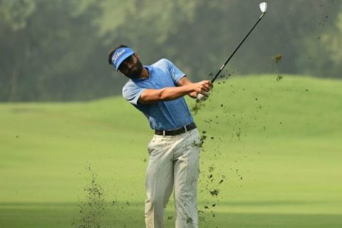 Tapy Ghai lie T2 in rd1 of Panasonic Open India