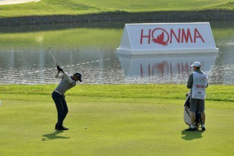 Aaron Rai shot 61 at the Hong Kong Golf Club