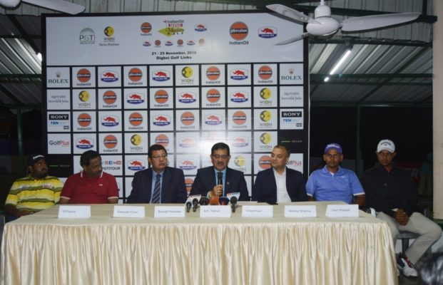 IndianOil SERVO Masters press release