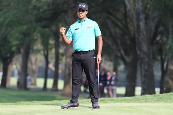 Shubhankar Sharma wins European Tour's Rookie of the Year award for 2018
