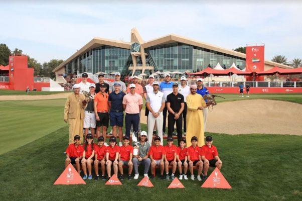 2019 Abu Dhabi HSBC Championship