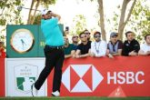 Shane Lowry shot 67 in the third round of the Abu Dhabi Golf Championship