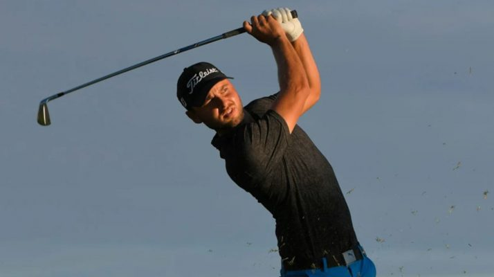 Svensson leads opening round of Sony Open