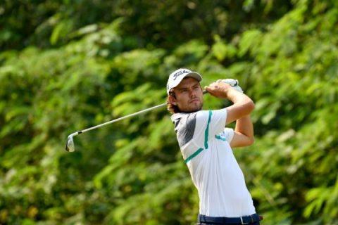 Zach Murray takes New Zealand Open lead