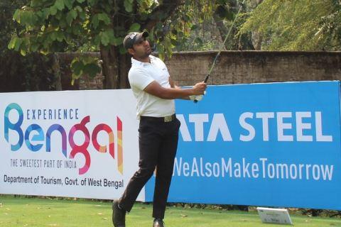 Honey Baisoya leads Round 3 of Bengal Open Golf Championship