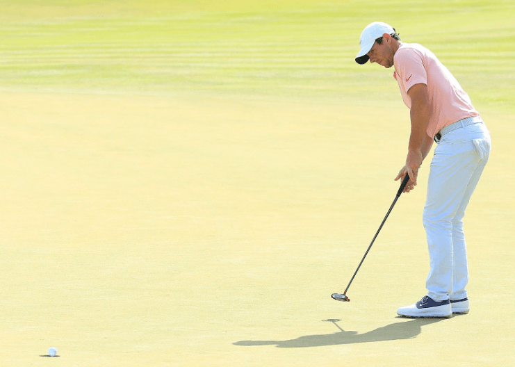 Rory McIlroy during the third round of Arnold Palmer Invitational