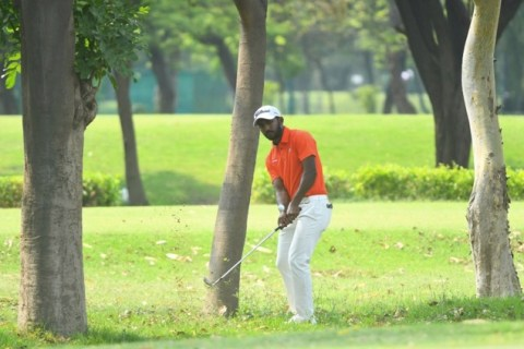 Chikkarangappa collected his third victory in six months by winning the Delhi-NCR Open Golf Championship