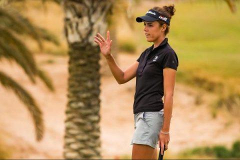Meghan MacLaren finished second in Jordan Mixed Open