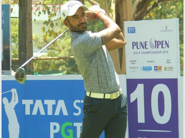 Samarth Dwivedi leads rd 1 of Pune Open