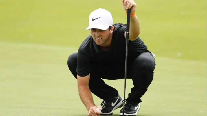 McCarthy shoots 63 for lead at AT&T Byron Nelson