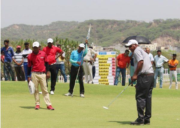 Mukesh Kumar wins PGTI Players Championship