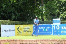 Shankar Das leads Round 3 of PGTI Players Championship
