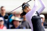 So Yeon Ryu at the second round of LPGA Mediheal Championship