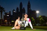 Spanish star Nuria Iturrios lights up Dubai at Moonlight Classic