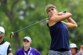 Lexi Thompson lying at T2 at the Shoprite LPGA Classic