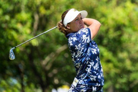 Lina Boqvist leads Thailand Championship - LET Image