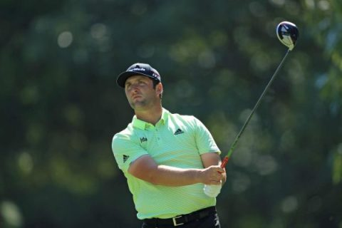 Jon Rahm leads WGC-FedEx