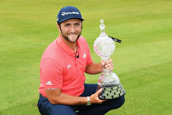 Jon Rahm wins Dubai Duty free Irish Open (Picture Credit - Getty Images)