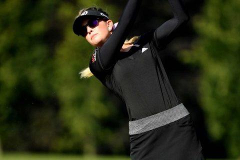 Paula Creamer leads Evian Championship - LPGA Image