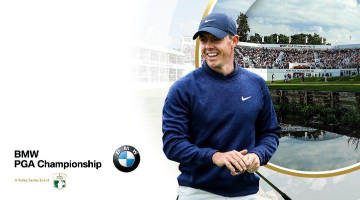Rory McIlroy returns to BMW PGA Championship
