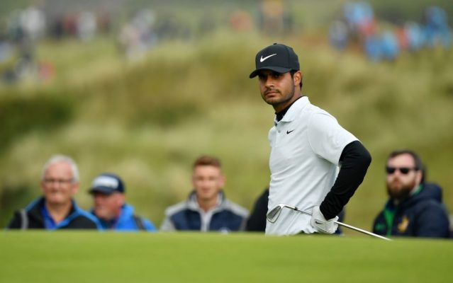 Good and satisfying to play a bogey free round, says Shubhankar Sharma