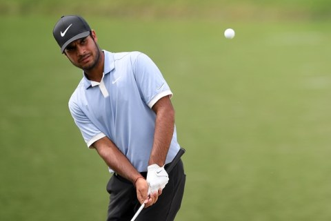 Shubhankar Sharma - Scottish Open - Getty Images
