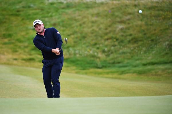 Zander Lombard - Irish Open - European Tour Image