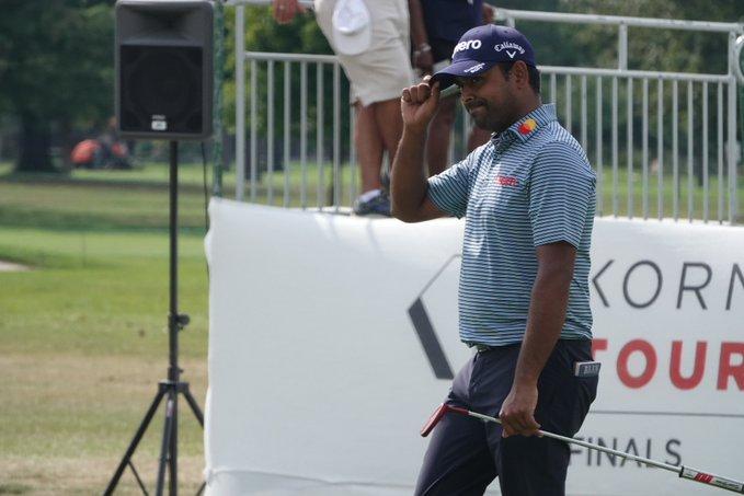 Anirban Lahiri - Kevin Prise - PGA TOUR
