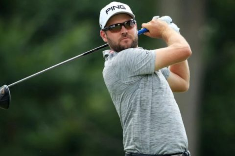 Corey Conners at FedExCup Playoffs