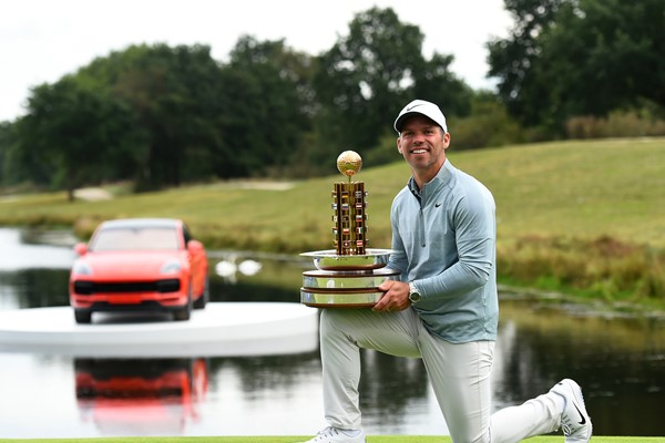 Paul Casey proves prophetic with victory in European Open
