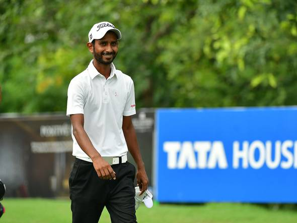 Rashid Khan finished T2 at the Classic Golf & Country Club