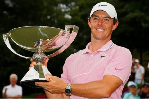 Rory McIlroy wins 2019 PGA tour Player of the Year