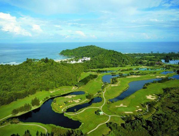 Sabah Golf Course - Malaysian Borneo
