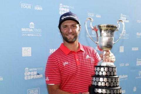 Jon Rahm wins the Open de Espana