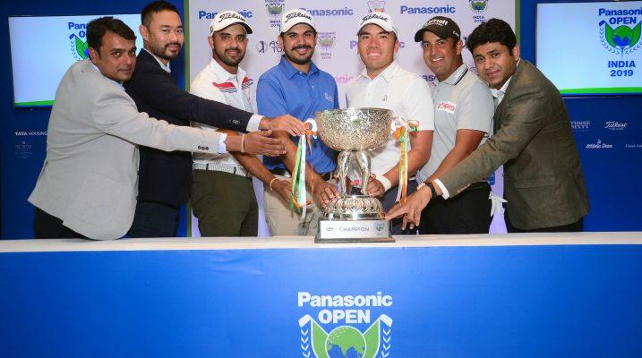 Panasonic Open India press meet