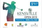 Kensville Open 2019 - Tournament Logo