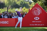 Matthew Fitzpatrick leads rd 2 of WGC_HSBC Champions (Picture Credit - Getty Images)