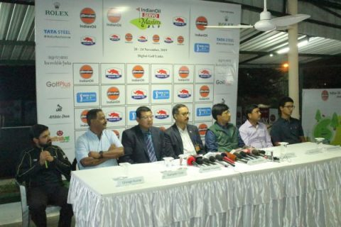 IndianOil Servo Masters Press Conference picture