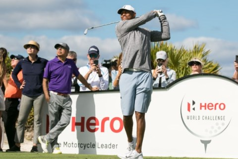 Tiger Woods - Hero World Challenge