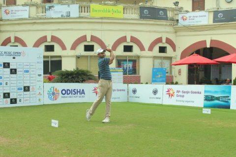 Ankur Chadha shares round 1 lead in RCGC Open Golf Championship 2019