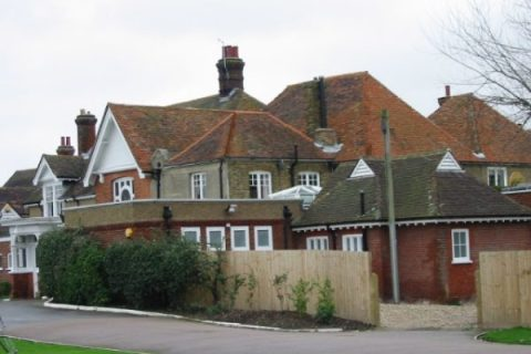 Royal St.George's Golf Clubhouse