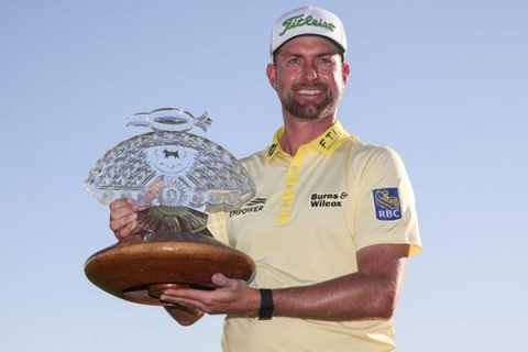 Webb Simpson wins Waste Management Phoenix Open