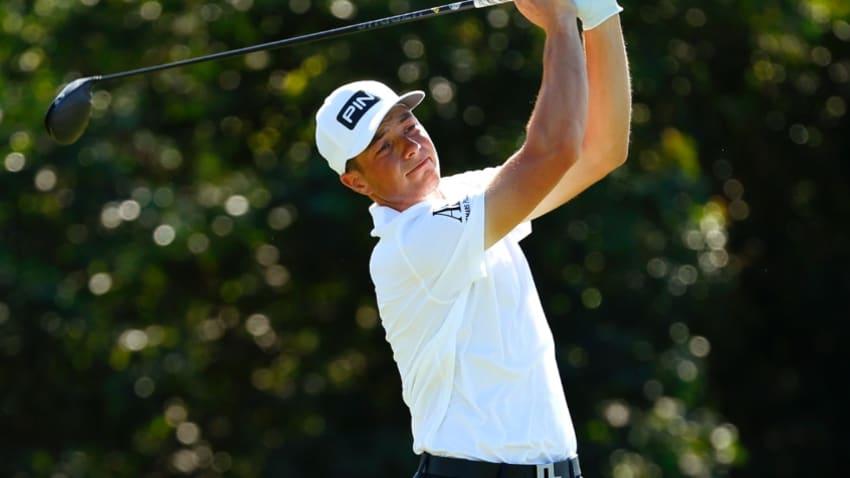 Viktor Hovland becomes PGA Tour's first Norwegian winner