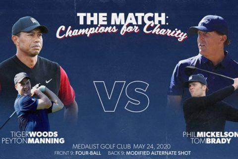 The Match - PGA TOUR Image