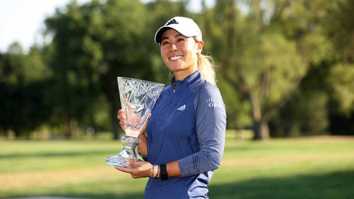 Danielle Kang comes back to win