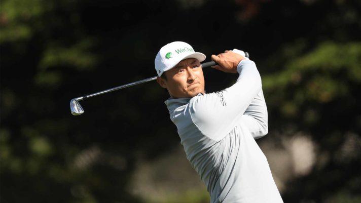 Haotong Li - Getty Images - PGA Championship