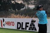 Amandeep Drall aims to close the year 2020 with another win at the ninth leg of the Hero Women's Pro Golf Tour 2020